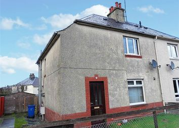 Thumbnail 3 bed semi-detached house for sale in Linksfield, Tayport, Fife