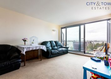 Thumbnail 2 bed flat for sale in Tideslea House, Merbury Close, West Thamesmead
