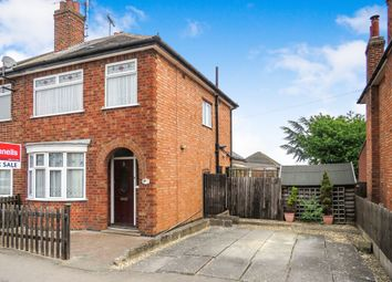 Thumbnail 3 bed semi-detached house for sale in Albert Street, Fleckney, Leicester