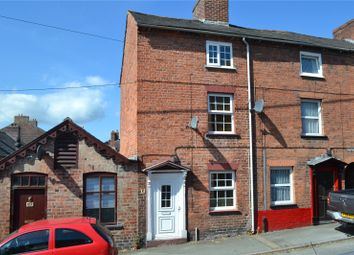 Thumbnail 2 bed end terrace house for sale in Bryn Street, Newtown, Powys