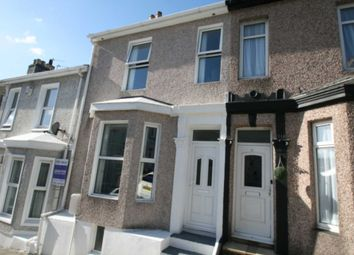 Thumbnail 2 bed terraced house for sale in Townshend Avenue, Keyham