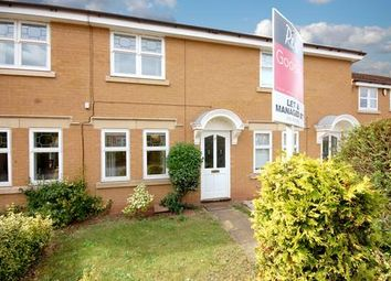 Thumbnail 2 bed town house to rent in Oxendale Close, Gamston, Nottingham