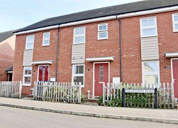 Thumbnail 2 bed terraced house for sale in Wellington Road, Upper Cambourne, Cambourne, Cambridge