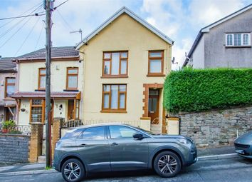 4 bed end terrace house for sale in Amos Hill, Tonypandy, Mid Glamorgan CF40