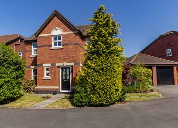 Thumbnail 4 bed detached house for sale in Cricketers Green, Eccleston