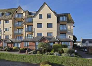 Thumbnail 1 bedroom flat for sale in The Rosemullion, Cliff Road, Budleigh Salterton