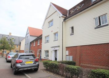 Thumbnail 4 bed town house to rent in Weetmans Drive, Colchester