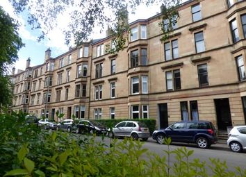 Thumbnail 4 bedroom flat for sale in Clouston Street, North Kelvinside, Glasgow, Scotland