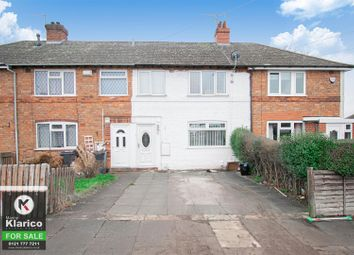 3 bed semi-detached house for sale in Dolphin Lane, Acocks Green, Birmingham B27