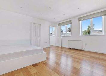 Thumbnail Studio to rent in Belsize Road, London
