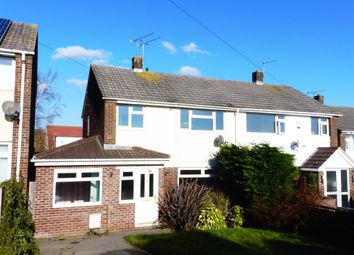Thumbnail 3 bed semi-detached house for sale in The Deans, Portishead, Bristol