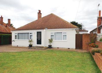 Thumbnail 3 bed bungalow for sale in Hill Rise, Middleton One Row, Darlington