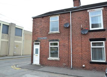 Thumbnail 2 bed end terrace house for sale in Exchange Street, South Elmsall, Pontefract