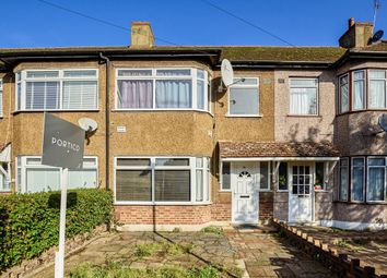 Thumbnail 3 bed terraced house to rent in Fourth Avenue, Romford