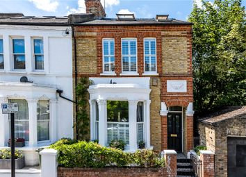 Thumbnail 5 bed end terrace house for sale in Rozel Road, London
