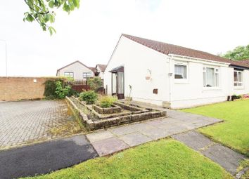 Thumbnail 1 bedroom semi-detached bungalow for sale in James Leeson Court, Glasgow