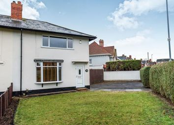 Thumbnail 2 bed semi-detached house for sale in Guild Avenue, Walsall, West Midlands
