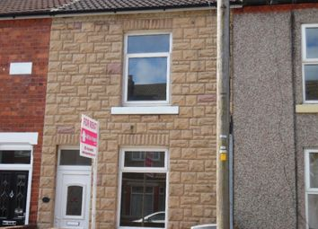 Thumbnail 3 bed terraced house to rent in Vernon Road, Kirkby-In-Ashfield
