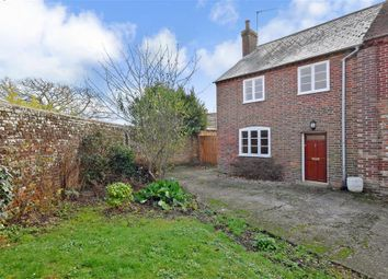 Thumbnail 3 bed semi-detached house for sale in Down Street, West Ashling, Chichester, West Sussex
