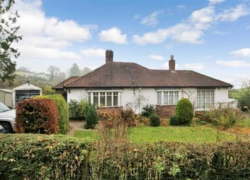 Thumbnail 3 bed detached bungalow for sale in Llanymynech