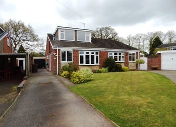 Thumbnail 3 bed semi-detached house to rent in Orchard Avenue, Cannock