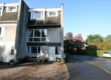Thumbnail 4 bedroom town house for sale in Craigmount Bank West, Edinburgh