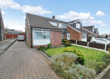 Thumbnail 3 bed semi-detached bungalow for sale in Duxbury Avenue, Little Lever, Bolton