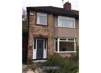 Thumbnail 3 bed semi-detached house to rent in Glendevon Road, Childwall, Liverpool