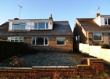 Thumbnail 3 bedroom semi-detached bungalow to rent in Walkers Close, Forest Town, Mansfield