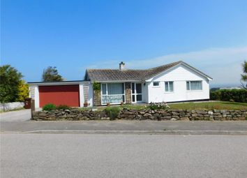 Thumbnail 3 bed detached bungalow for sale in Wheal Speed Road, Carbis Bay, St. Ives