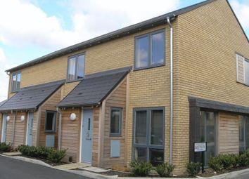 Thumbnail 2 bed terraced house to rent in Aster Drive, St. Marys Island, Chatham