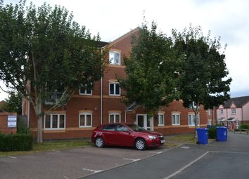 Thumbnail 2 bed flat for sale in Eaton Drive, Rugeley, Staffordshire