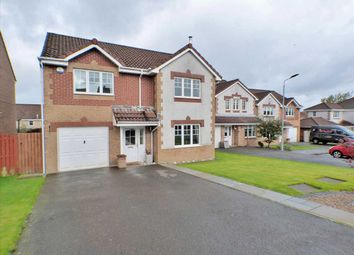 Thumbnail 4 bed detached house for sale in Mendip Lane, Lindsayfield, East Kilbride