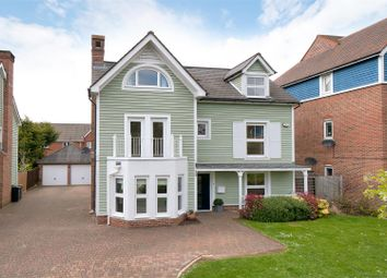 Thumbnail 5 bed detached house for sale in The Lakes, Larkfield