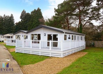 Thumbnail 3 bed mobile/park home for sale in Organford Road, Sandford BH16.