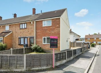 Thumbnail 2 bed end terrace house for sale in Elvard Close, Withywood, Bristol