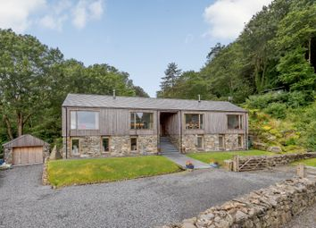 Thumbnail 4 bed semi-detached house for sale in Arthog