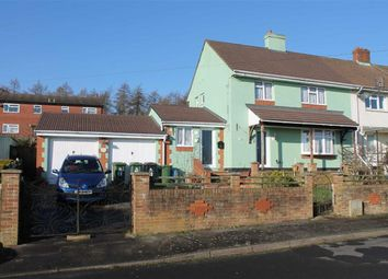Thumbnail 3 bed end terrace house for sale in Danby Road, Yorkley, Lydney