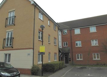 Thumbnail 2 bed flat to rent in Yoxford Court, Chadwell Heath