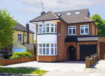 Thumbnail 4 bed detached house for sale in The Croft, Barnet