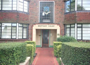 Thumbnail 2 bedroom flat to rent in Brittany Court, New Church Road, Hove, East Sussex