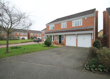 Thumbnail 5 bed detached house for sale in Pintail Close, Aylesbury