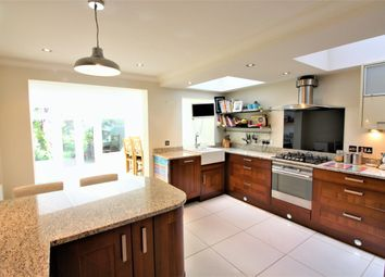 Thumbnail 3 bed end terrace house for sale in Park Road, East Molesey