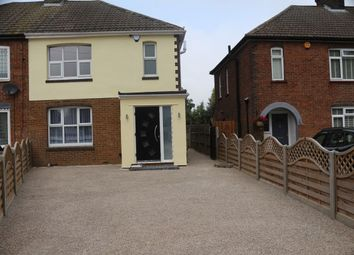 Thumbnail 3 bedroom semi-detached house for sale in Cannon Lane, Luton