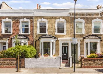 Thumbnail 3 bed terraced house to rent in Winston Road, London