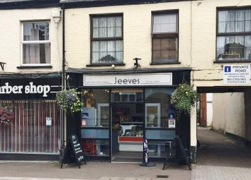 Thumbnail Restaurant/cafe for sale in 13 Fore Street, Cullompton