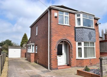 Thumbnail 3 bed detached house for sale in Thomas Avenue, Milehouse, Newcastle