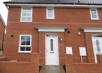 Thumbnail 3 bed property to rent in Cordwainers, Stobhill, Morpeth