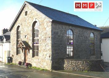 Thumbnail 4 bedroom detached house for sale in Llan Chapel, Llanerfyl, Welshpool, Powys