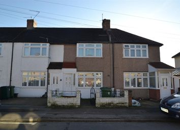 3 bed terraced house for sale in Ravensbourne Avenue, Stanwell, Staines Upon Thames TW19